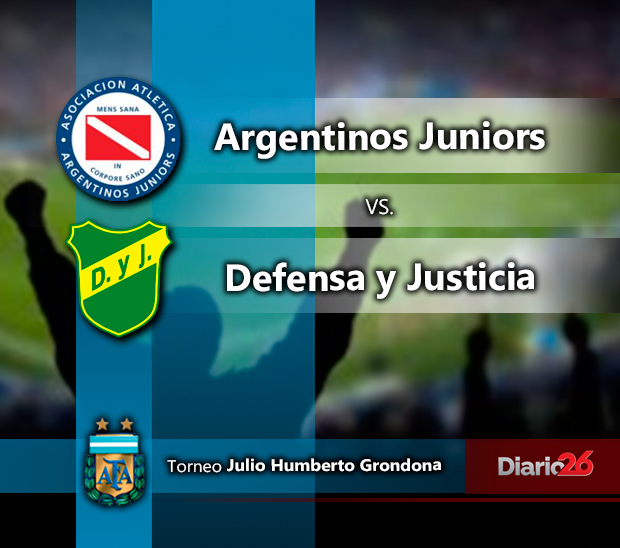 Torneo Julio Grondona - Argentinos Juniors vs. Defensa y Justicia