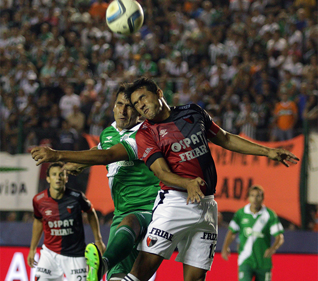 Banfield vs. Col�n (NA)
