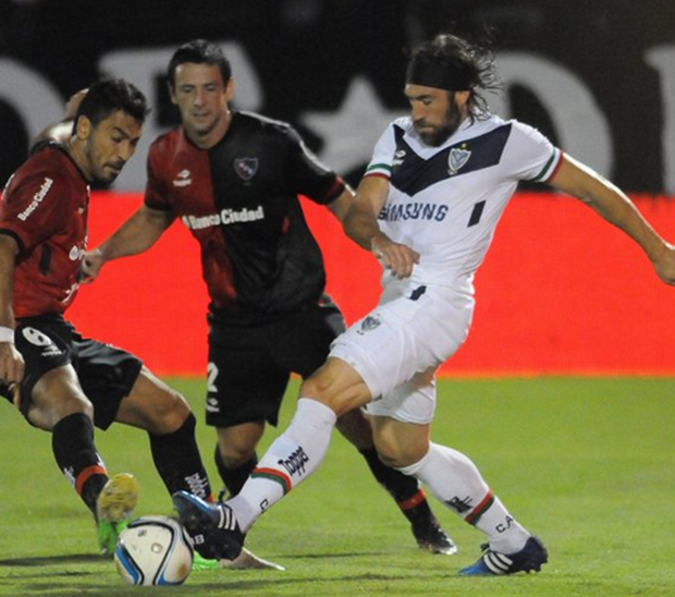 Newells vs. V�lez
