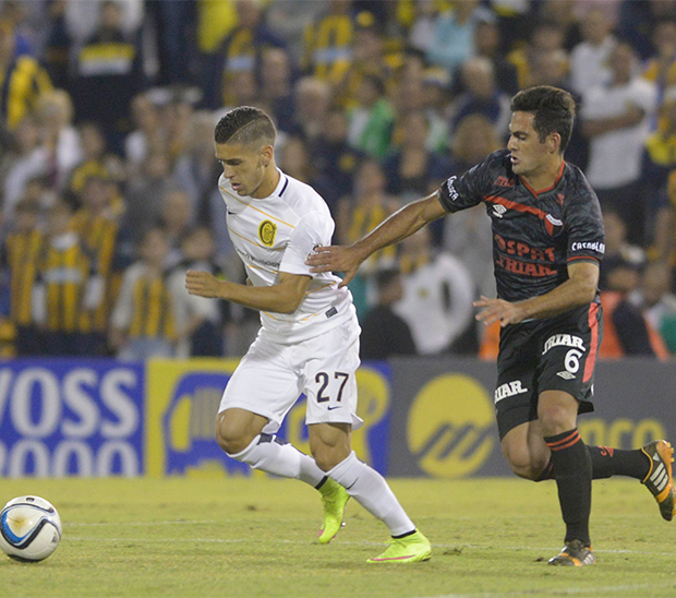 Rosario Central vs. Col�n (NA)