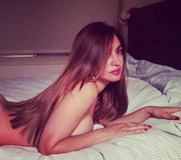 Bel�n Francese hot en Instagram