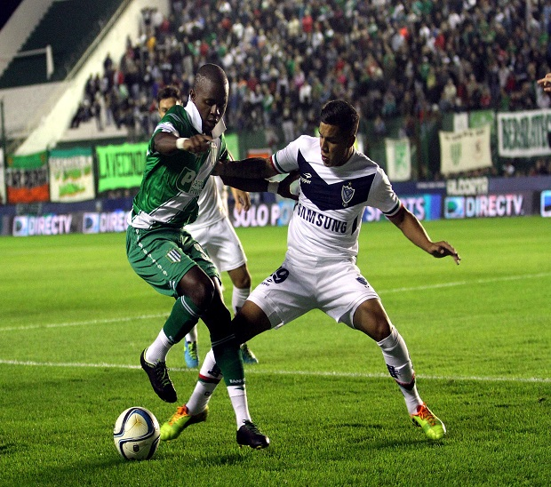 Banfield vs. Velez (DYN)