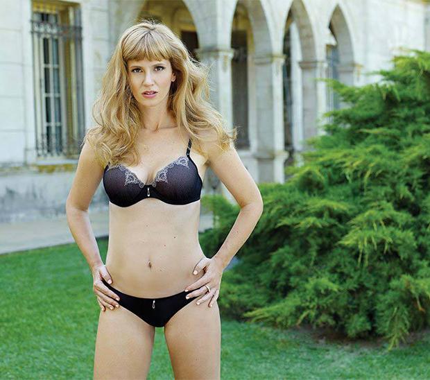 Griselda Siciliani nos engaño con su desnudo