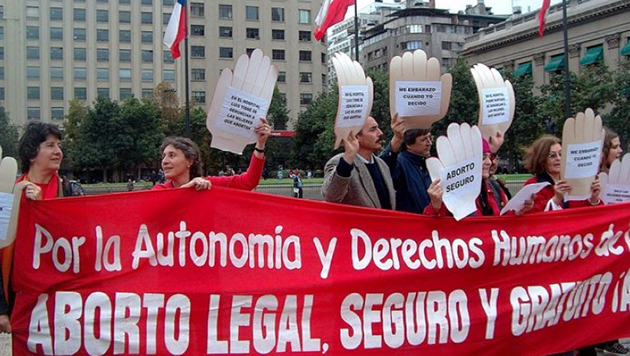 Chile despenalizaci�n del aborto