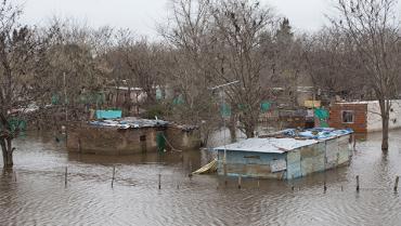 Aprueban obras por $4.500 millones tras inundaciones