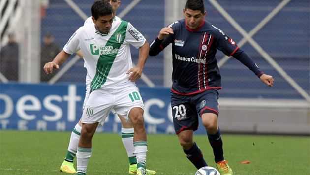 San Lorenzo vs. Banfield