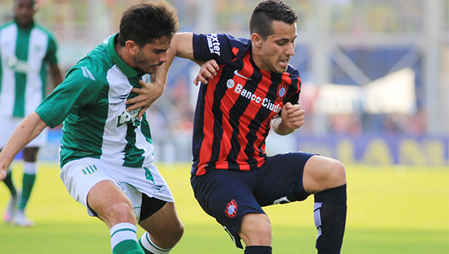 San Lorenzo vs. Banfield (NA)