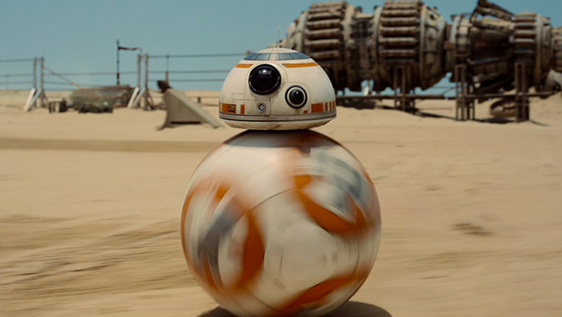 Star Wars. Sphero-BB-8