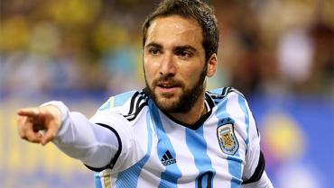 Gonzalo Higuaín anunció su retiro de la Selección: