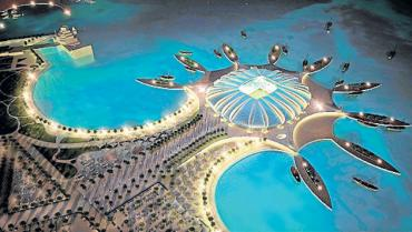Mundial Qatar 2022: FIFA planea sumar otros dos países como sedes