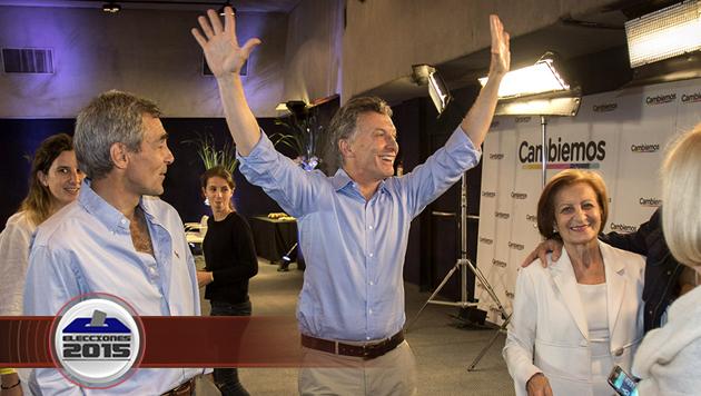 22 DE Mauricio Macri es el nuevo presidente de la Argentina
