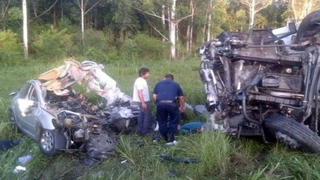 Accidente fatal en Salta