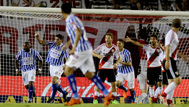 River Plate vs. Godoy Cruz (DYN)