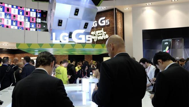Conectividad 5G - Mobile World Congress
