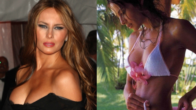 Melania Trump Maxim Related Keywords & Suggestions - Melania Trump ...