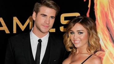 Miley Cyrus y el actor australiano Liam Hemsworth se separaron
