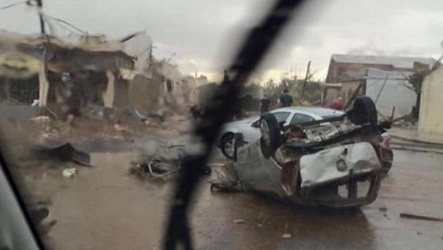 Cuatro Muertos Por Tornado En Uruguay