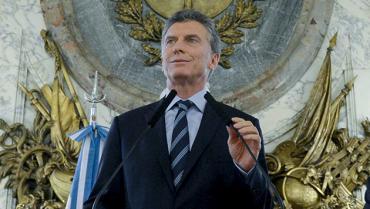 Macri brinda un mensaje de balance de su gestión por cadena nacional