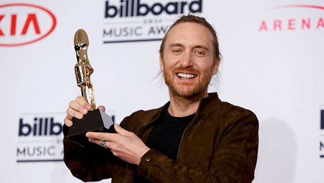Billboard 2016 - David Guetta