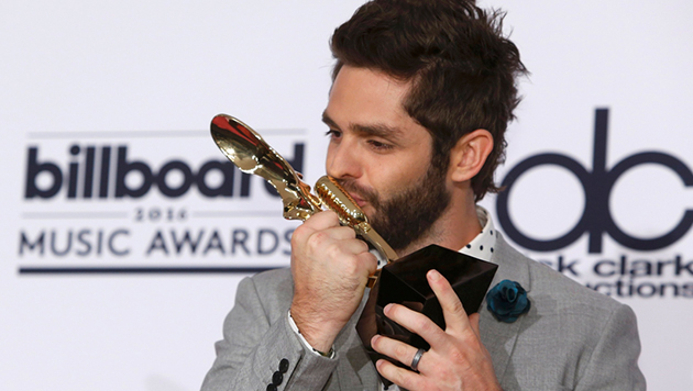 Billboard 2016 - Thomas Rhett