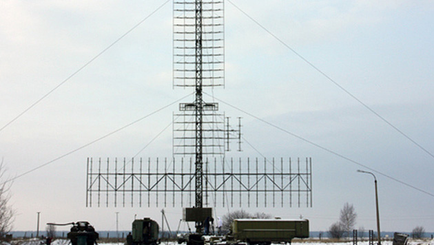 Rusia moviliza radar