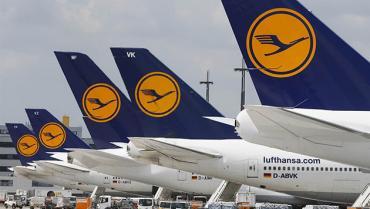 Efecto coronavirus: línea aérea Lufthansa anunció más despidos por pérdidas millonarias