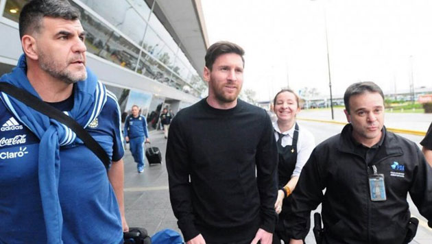 MESSI DADY