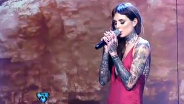 Cande Tinelli - ShowMatch