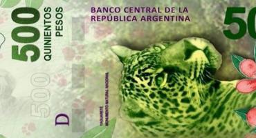 Casa de la Moneda: Argentina importará billetes de 500 pesos para evitar faltantes