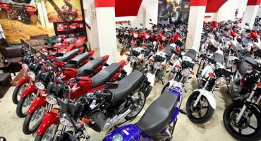 Las ventas de motos cayeron más del 36% y empresarios reclaman medidas