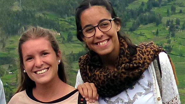 Ecuador: arranca el juicio por el doble crimen de las turistas mendocinas