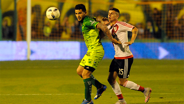 Defensa y Justicia vs. River (DYN)