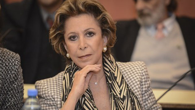 María Julia Alsogaray quedó en libertad condicional