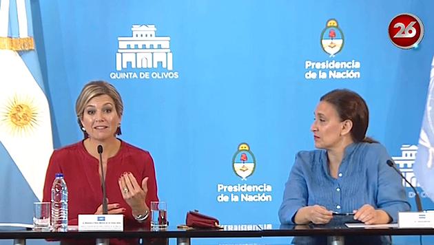 Resultado de imagen de Conferencia de Prensa de Maxima