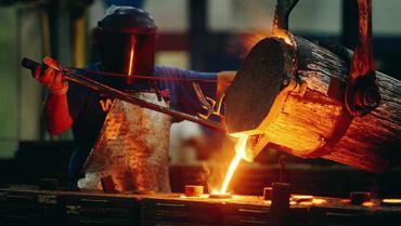 Siderurgia: se desaceleró el crecimiento de la producción de acero en septiembre