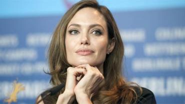 Angelina Jolie posó desnuda y enojó a Brad Pitt con sus declaraciones
