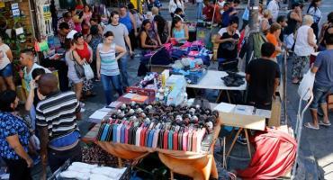 La venta ilegal callejera creció 30,3% en último trimestre del 2018