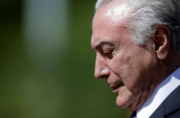 Michel Temer va a juicio por un nuevo caso de corrupción en Brasil