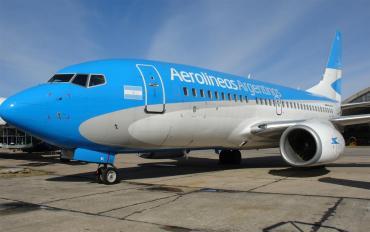 Aerolíneas Argentinas suspendió a 376 empleados y aeronáuticos anunciaron medidas