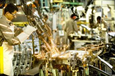 Números en rojo: la producción industrial retrocedió 1,9% en mayo