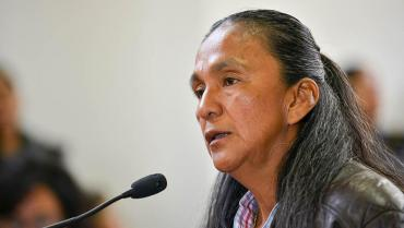 Milagro Sala fue otra vez internada en Jujuy por problemas de salud