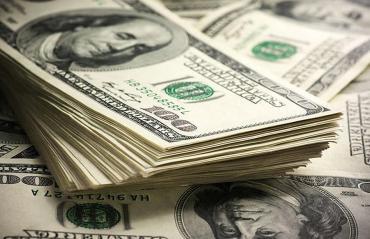 Dólar hoy: volvió a cotizar a la baja y cerró la jornada a $45,70