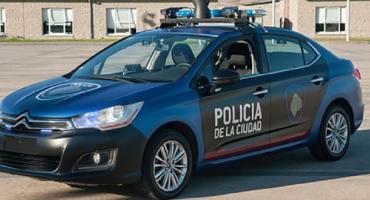 Operativo en Liniers: capturaron a pareja peruana de