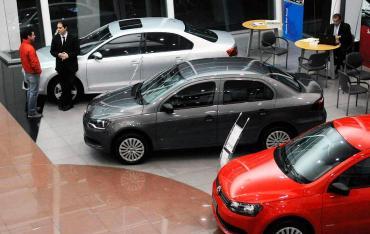 Se derrumbó 60% la venta de autos: el peor marzo desde 2005