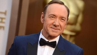 Kevin Spacey regresa al cine tras escándalo de acoso sexual
