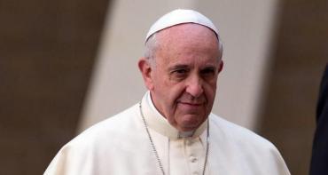 """El Papa, """"preocupado"""" por los incendios en Amazonia, """"el pulmón vital del planeta"""""""