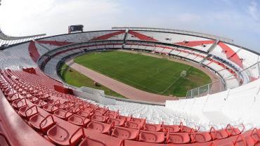 Amenaza de bomba en River: evacuaron el estadio Monumental