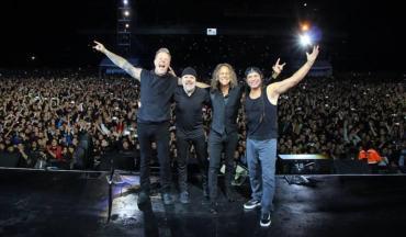Metallica vuelve a la Argentina con un show único
