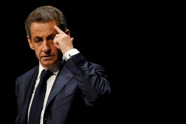 Francia con la mirada en juicio al ex presidente Nicolas Sarkozy por corrupción y tráfico de influencias