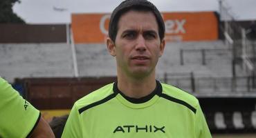 Detuvieron otra vez al árbitro Martín Bustos, acusado de abuso sexual en Independiente